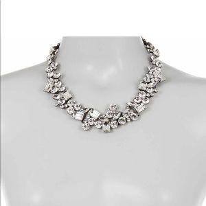 Eye Candy Los Angeles Enamel Stone Collar Necklace
